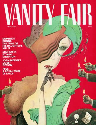 March 1984 | Vanity Fair