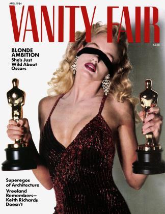 April 1984 | Vanity Fair