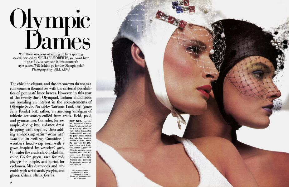 Olympic Dames