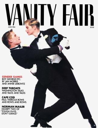 June 1984 | Vanity Fair