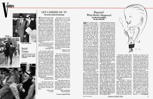 Article Preview: Rapunzel: What Really Happened, June 1984 1984 | Vanity Fair