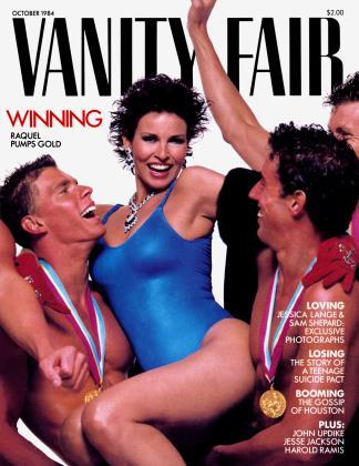 October 1984 | Vanity Fair