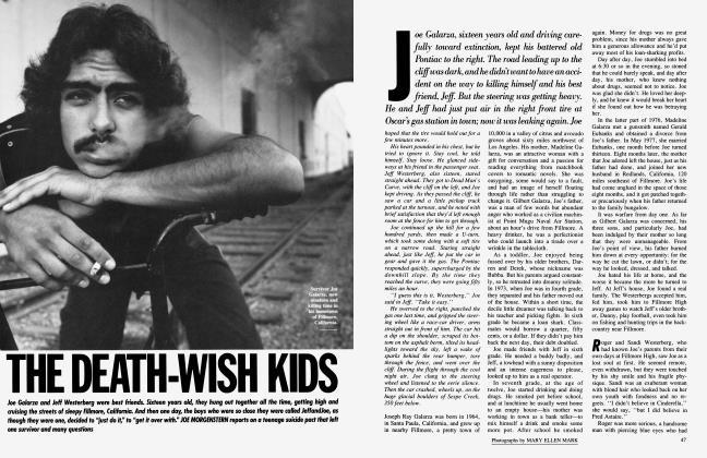THE DEATH-WISH KIDS