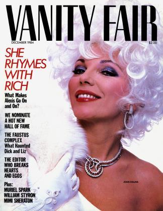 December 1984 | Vanity Fair