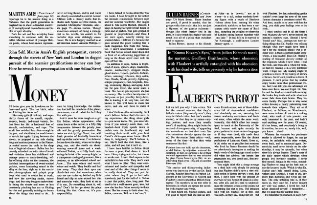 Article Preview: MONEY, January 1985 1985 | Vanity Fair