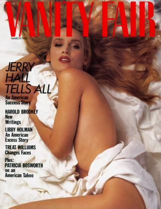 March 1985 | Vanity Fair
