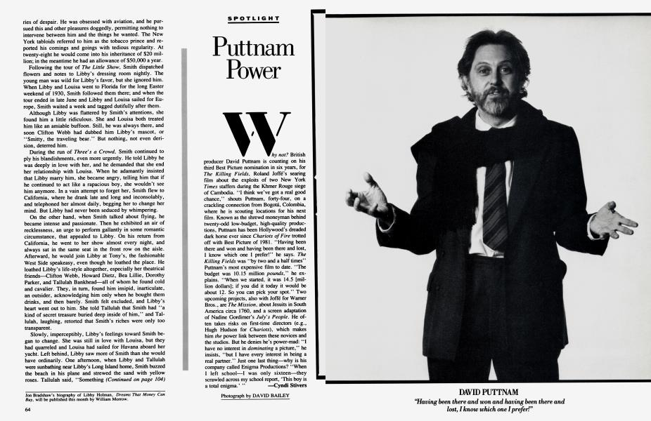 Puttnam Power