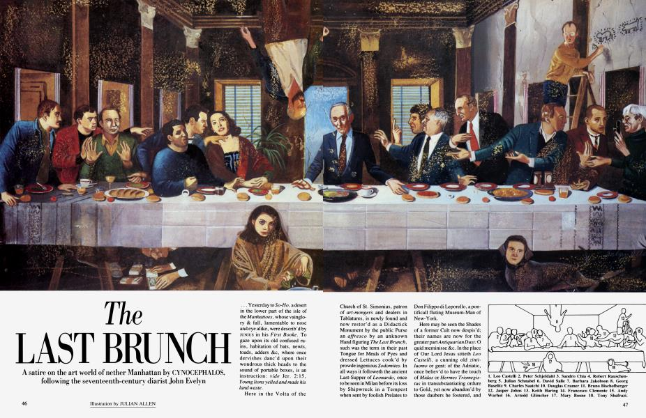 The LAST BRUNCH