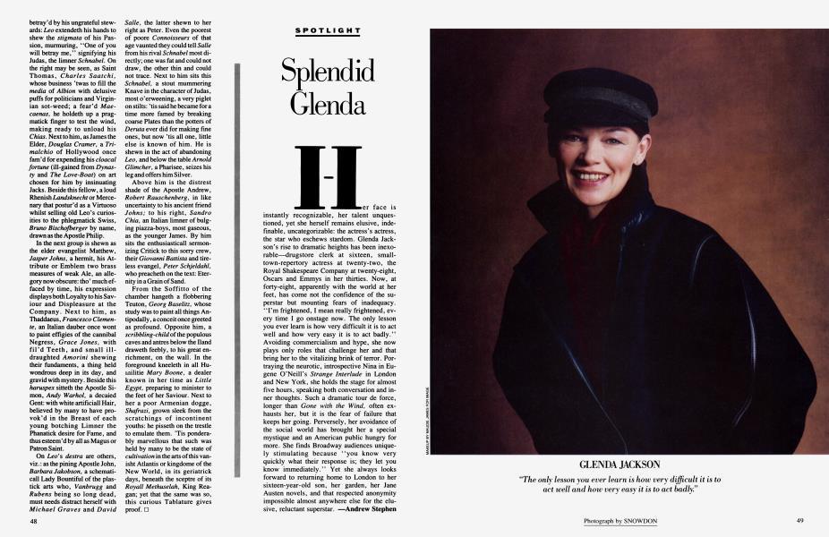 Splendid Glenda