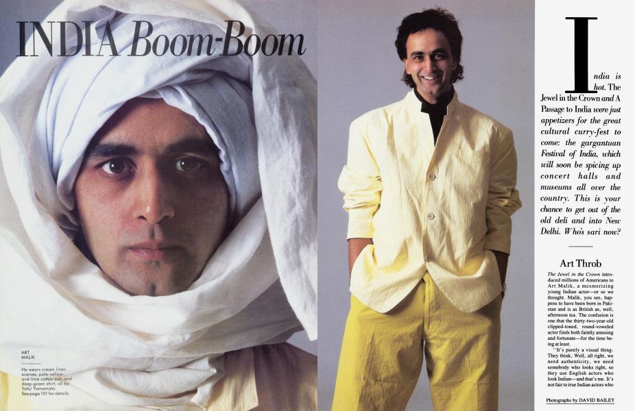 INDIA Boom-Boom