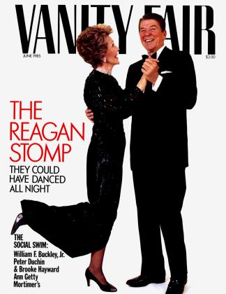 June 1985 | Vanity Fair