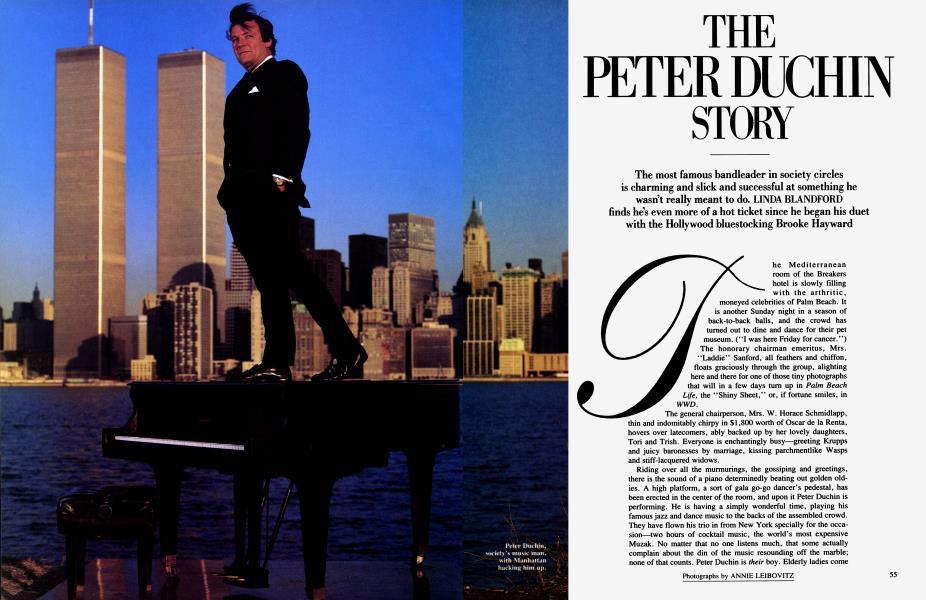 THE PETER DUCHIN STORY