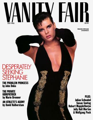 July 1985 | Vanity Fair