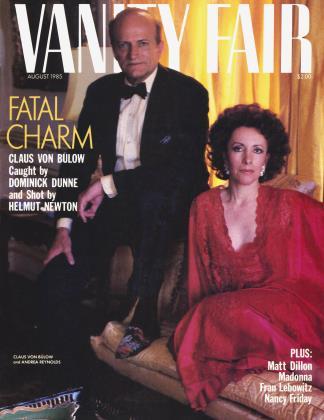 August 1985 | Vanity Fair