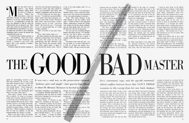 Article Preview: THE GOOD BAD MASTER, August 1985 | Vanity Fair