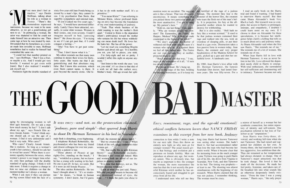 THE GOOD BAD MASTER