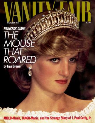 October 1985 | Vanity Fair