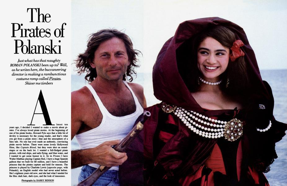The Pirates of Polanski