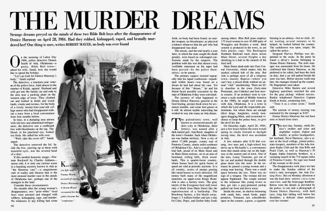 THE MURDER DREAMS