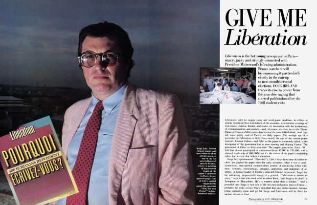 GIVE ME Libération