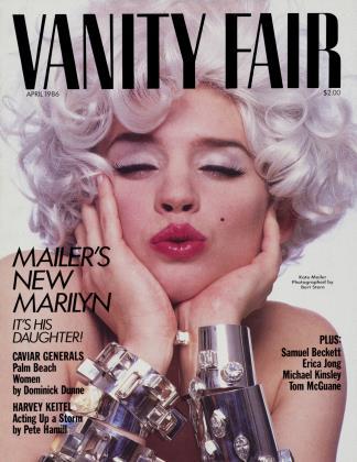 April 1986 | Vanity Fair