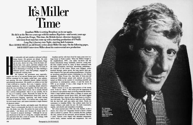 Article Preview: It's Miller Time, May 1986 | Vanity Fair