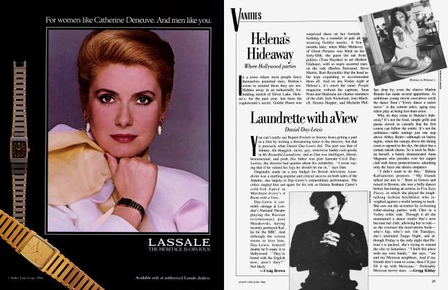 Article Preview: Helena's Hideaway, June 1986 1986 | Vanity Fair