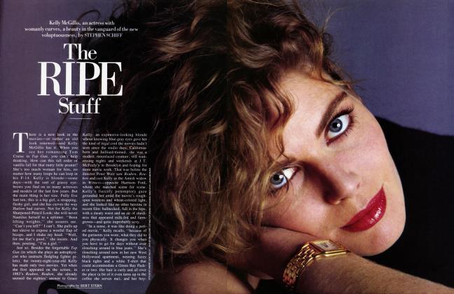 Article Preview: The RIPE Stuff, June 1986 1986 | Vanity Fair