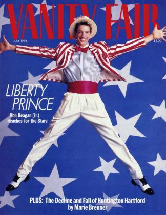 July 1986 | Vanity Fair