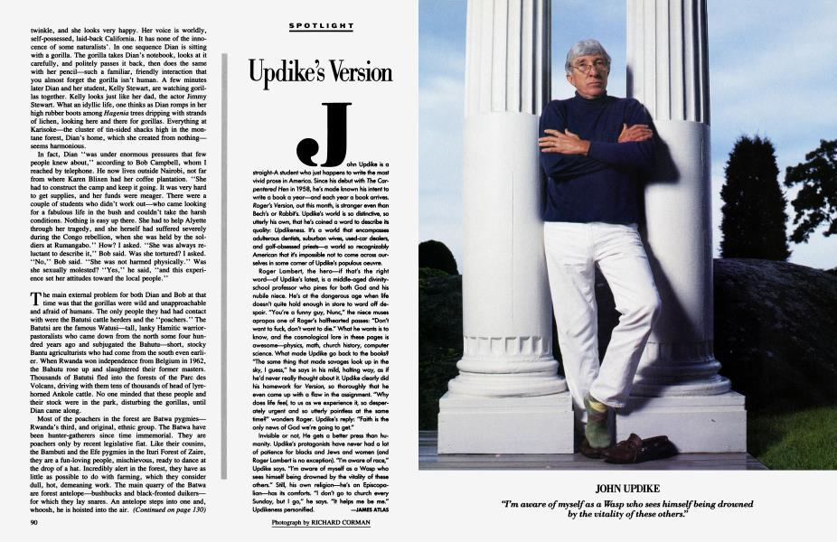 Updike's Version