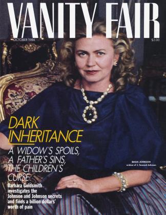 October 1986 | Vanity Fair