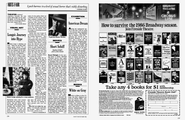 Article Preview: Short Schiff, October 1986 1986 | Vanity Fair