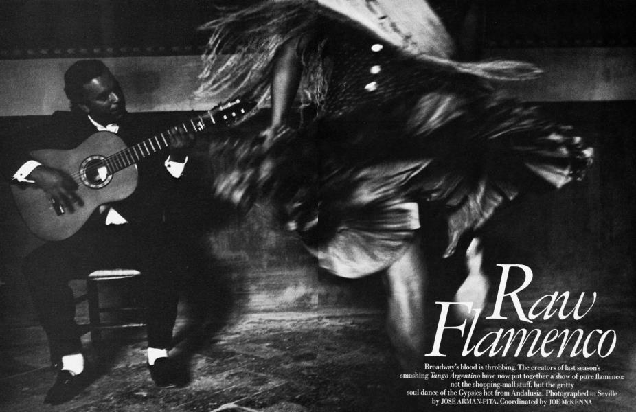 Raw Flamenco