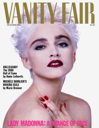December 1986 | Vanity Fair