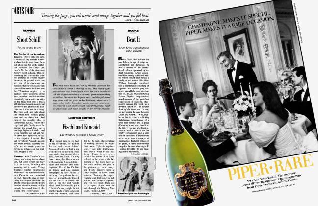 Article Preview: Short Schiff, December 1986 1986   Vanity Fair
