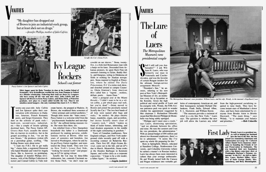 Ivy League Rockers