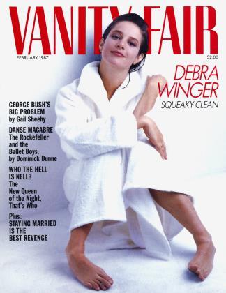February 1987 | Vanity Fair