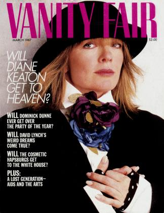 Cover for the March 1987 issue