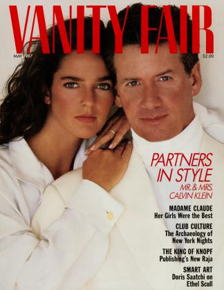 Cover for the May 1987 issue