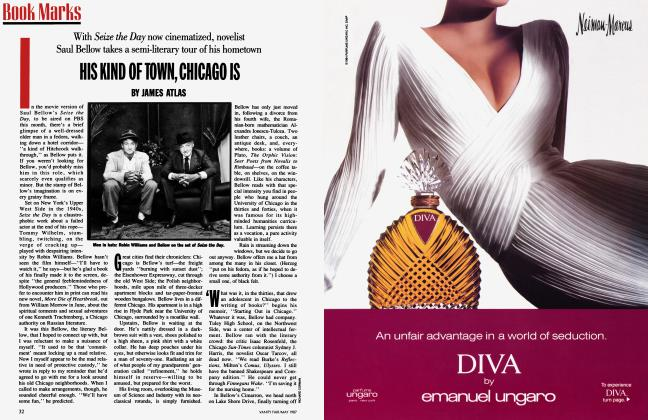 Article Preview: HIS KIND OF TOWN, CHICAGO IS, May 1987 1987 | Vanity Fair