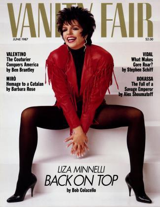 June 1987 | Vanity Fair