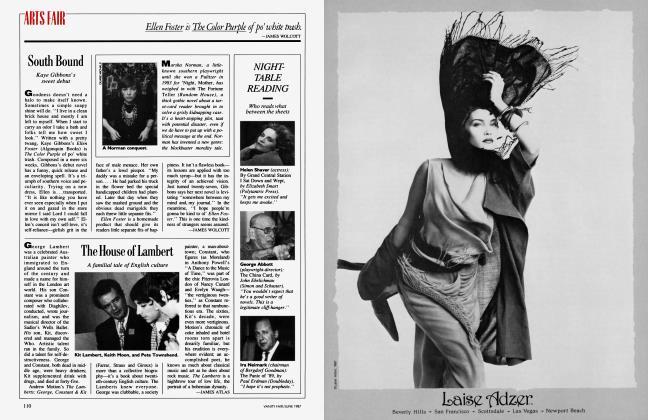 Article Preview: The House of Lambert, June 1987 1987 | Vanity Fair