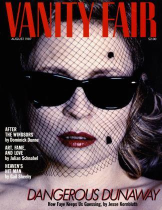 August 1987 | Vanity Fair