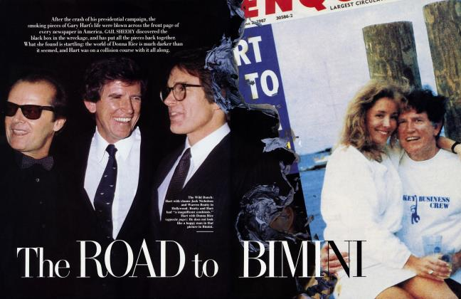 Article Preview: The ROAD to BIMINI, September 1987 | Vanity Fair