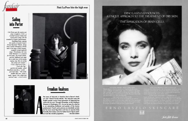 Article Preview: Freudian Analyses, October 1987 1987 | Vanity Fair