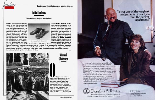 Article Preview: Musical Chairmen, October 1987 1987 | Vanity Fair
