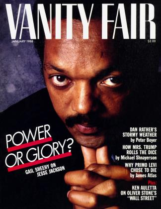 Cover for the January 1988 issue