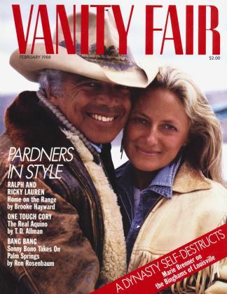 February 1988 | Vanity Fair