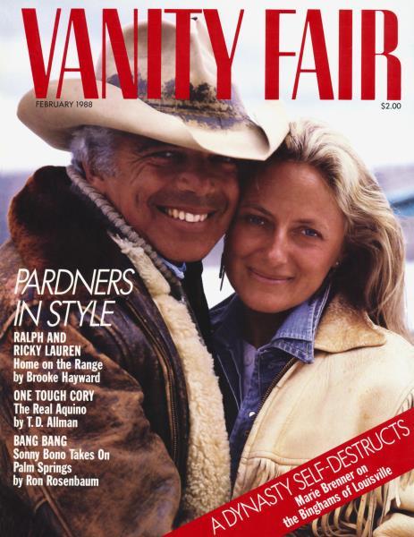 Issue: - February 1988 | Vanity Fair
