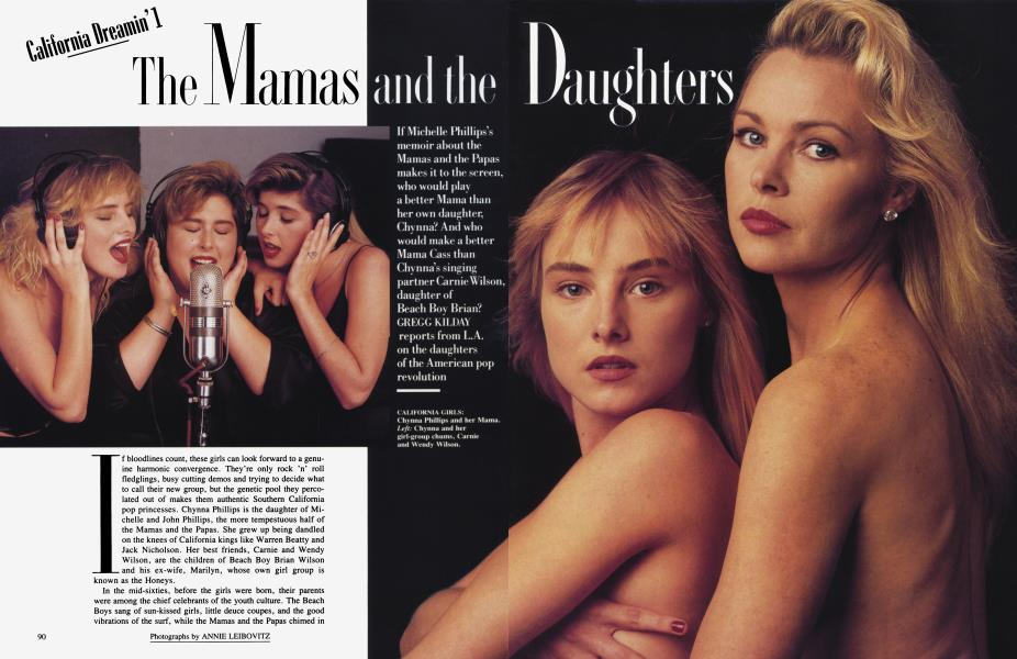 The Mamas and the Daughters